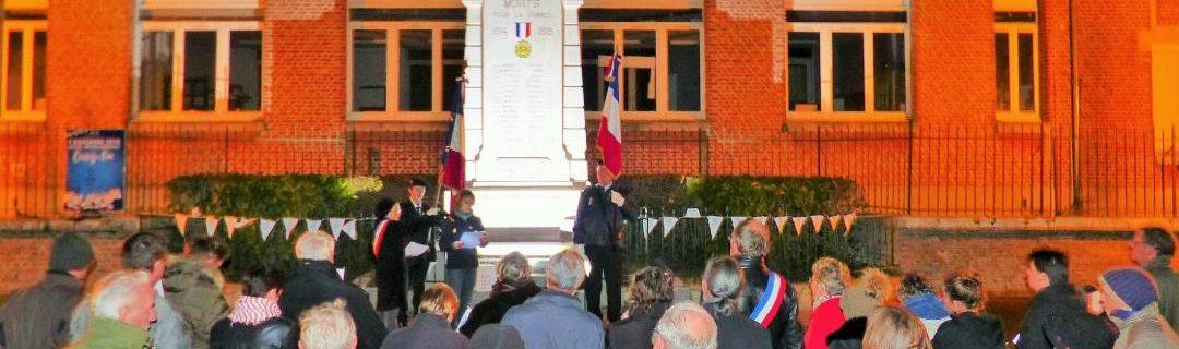 Retour sur le Cessez-le-Feu – 7 novembre 1918 – 100ème anniversaire