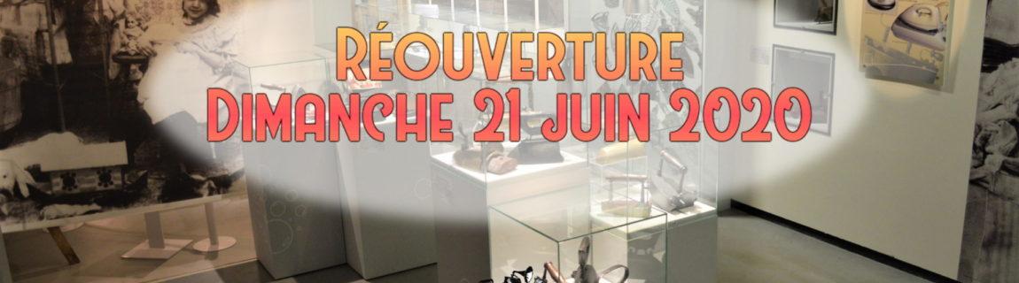 """Réouverture du musée """"La Maison de Marie-Jeanne"""""""