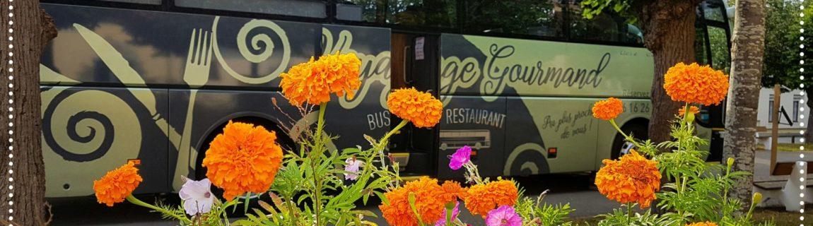"""Arrêt du bus """"Le Voyage Gourmand"""" le 16 septembre à Alaincourt !"""